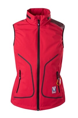 Gilet Funktional Chilli Pepper  Damen Style