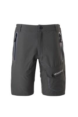 Short Pants Herren Grey Anthracite