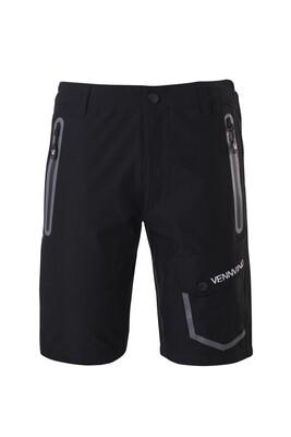 Short Pants Herren Black