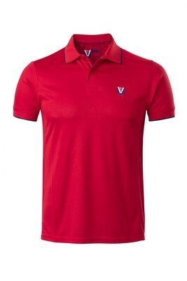 Polo Herren Chilli Pepper