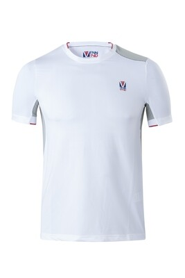 T-Shirt Herren White