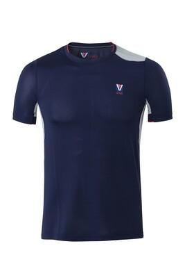 T-Shirt Herren Dress Blue