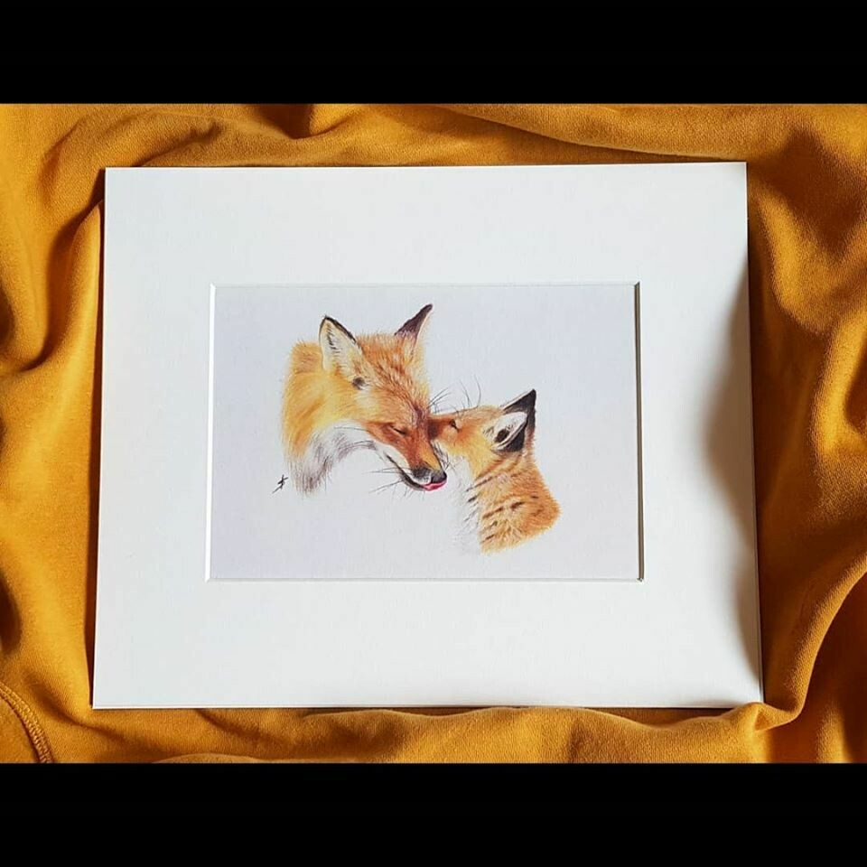 Whisper Limited Edition Print