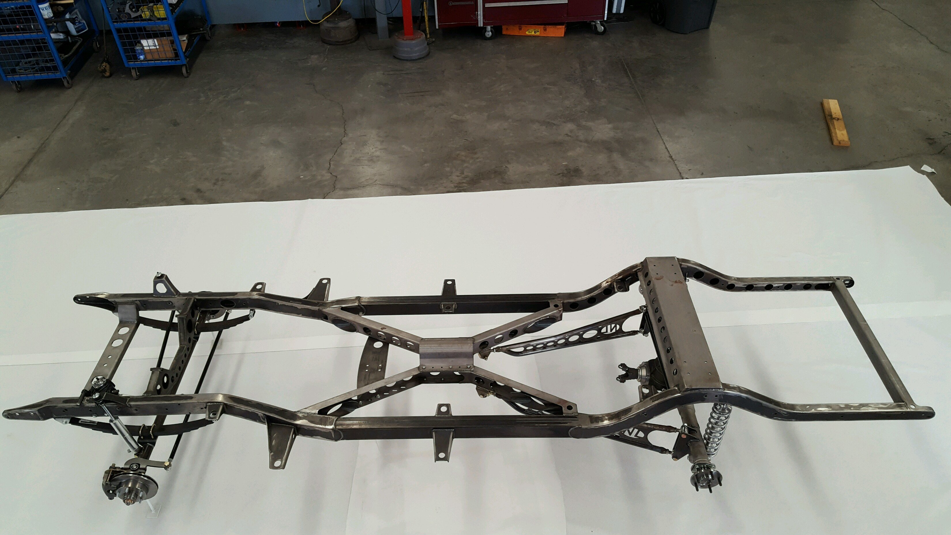 Pro 5 Gasser Chassis