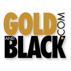 Gold and Black Store