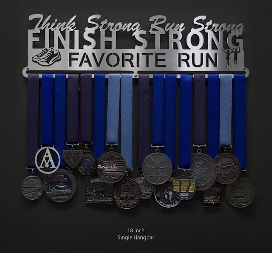 Favorite Run THINK STRONG. RUN STRONG. FINISH STRONG.