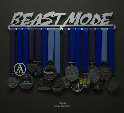 Medal Display Beast Mode