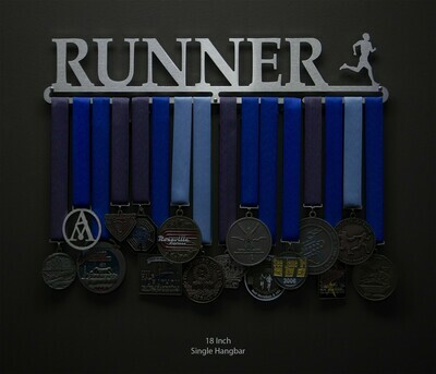 Medal Hanger Runner - Male