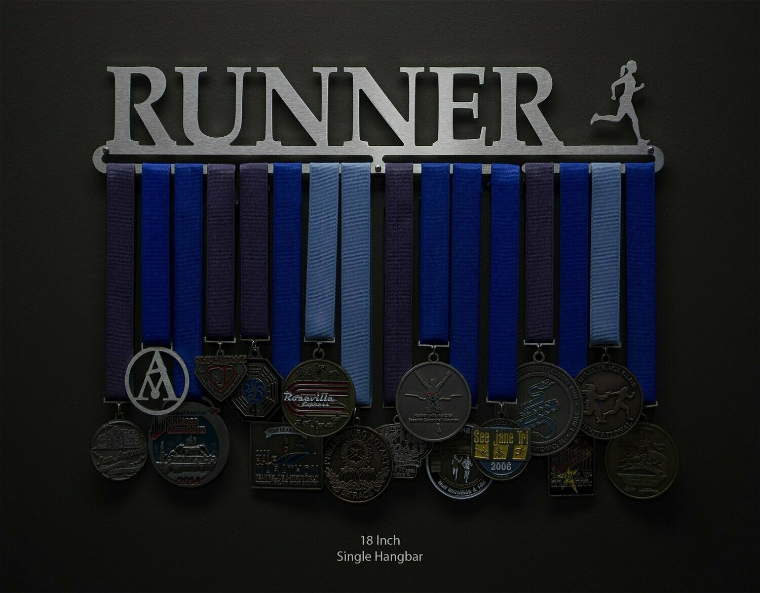 Medal Hanger Runner - Female