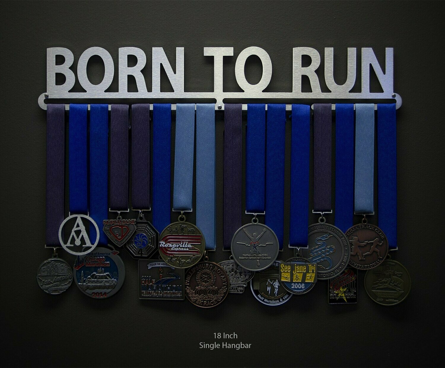 Medal Holder Born To Run