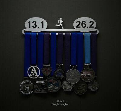 13.126.2 Male Runner Medal Display