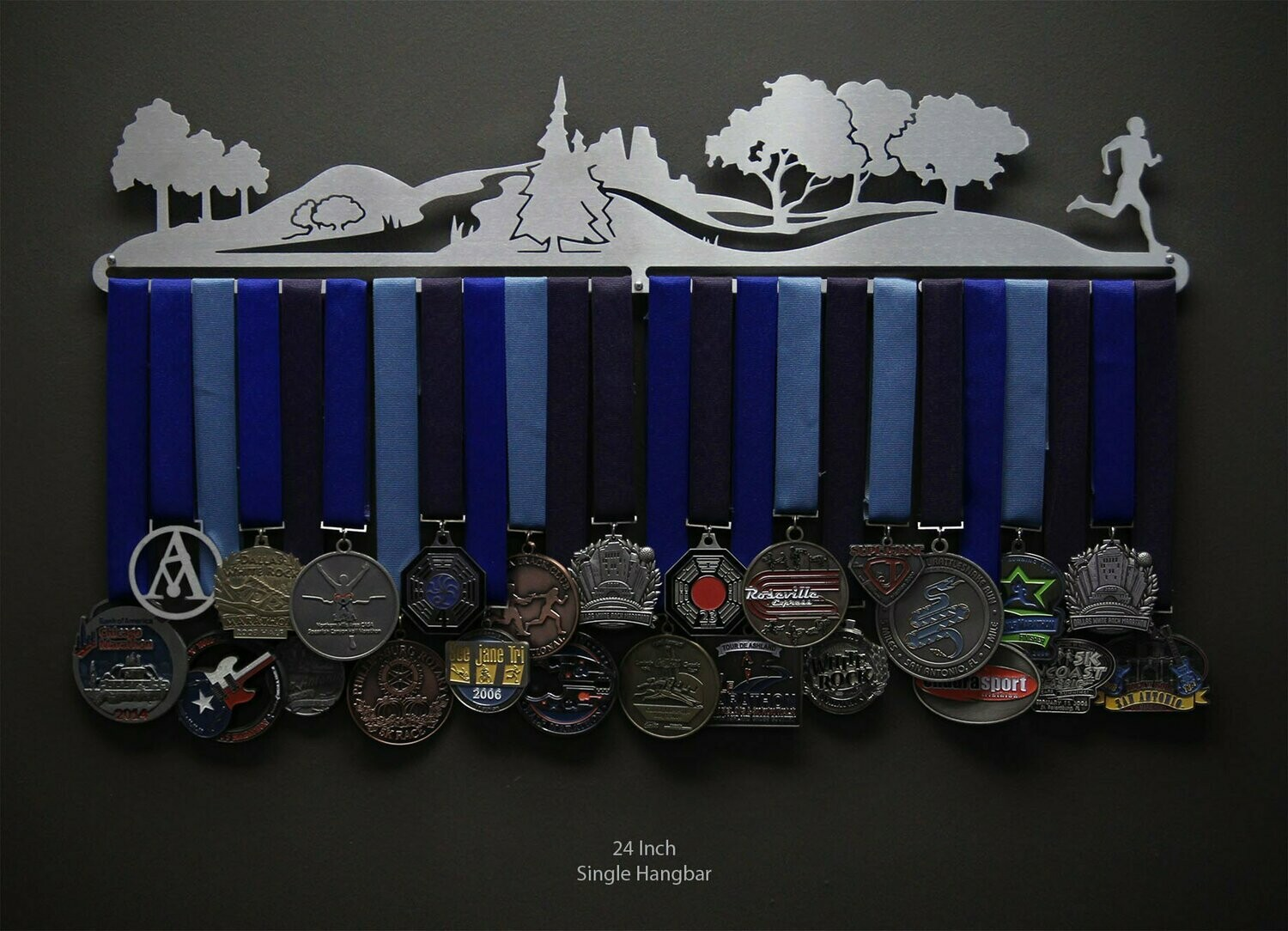 Medal Holder Trailscape - Male