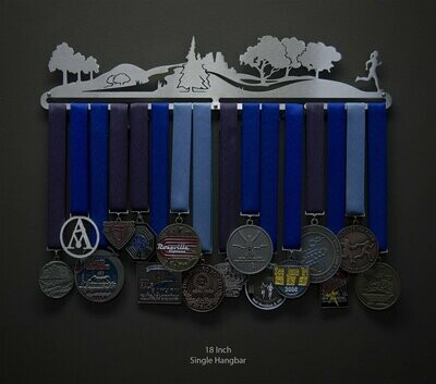 Medal Holder Trailscape - Female