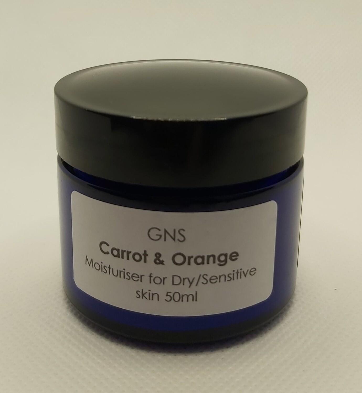 Orange & Carrot Moisuriser