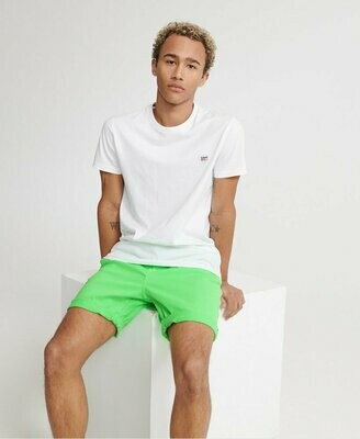 Sunscorched Chino Short Verde Fluro