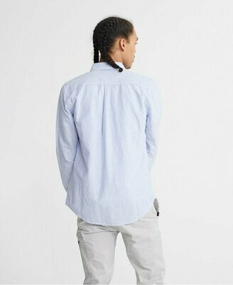 Camisa Edit Linen Button Down