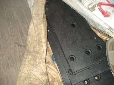 000-024-808 LH Cushion Rubber