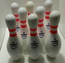 Bowling pins (10 pcs/box)