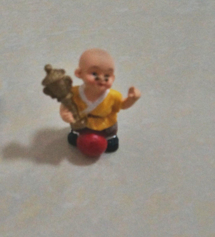 Монах с призом