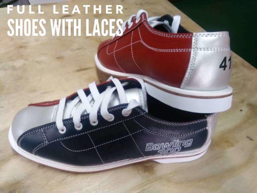Rental shoes(full leather) lace/ прокатная обувь на шнурках -1465 руб