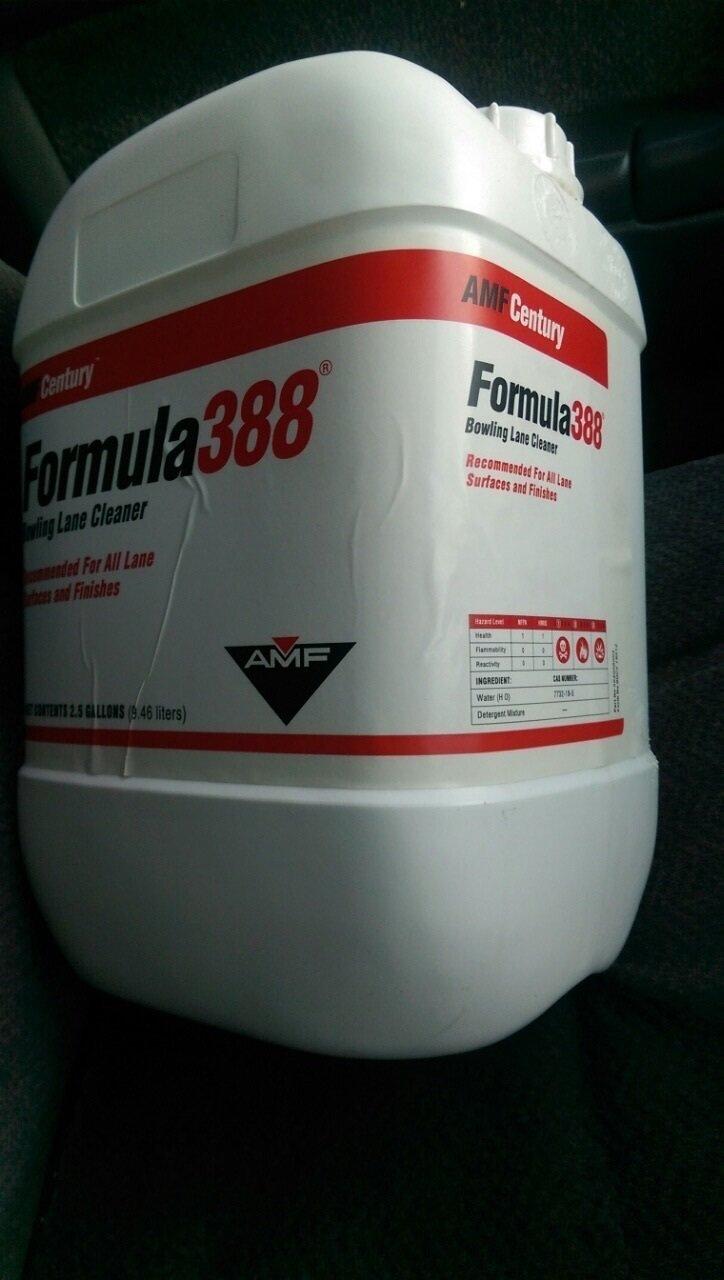 Cleaner/ Очиститель для дорожек AMF 388 ( 20 литров )