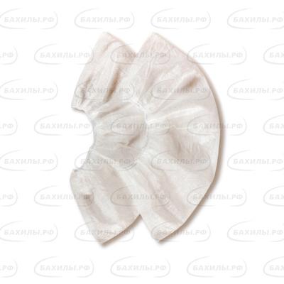 Носки одноразовые для боулинга ( спанбонд)-(2 рубля)