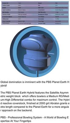 Planet Earth Hybrid