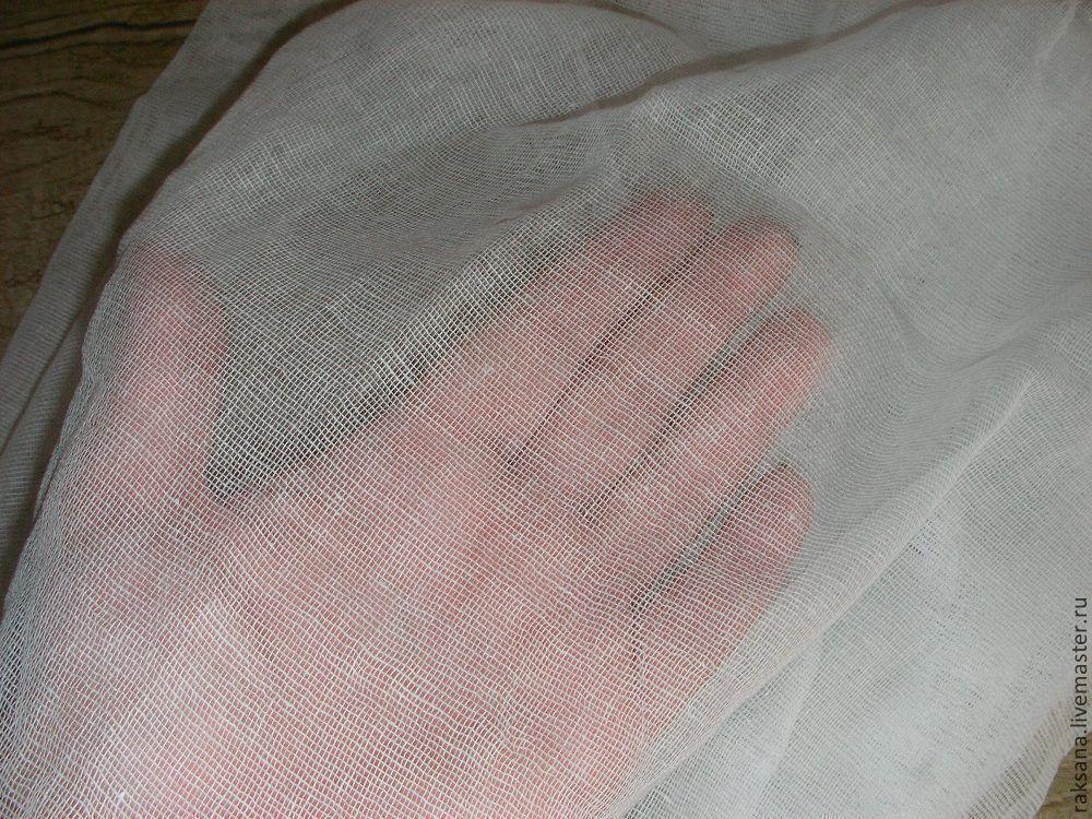 Марля для валяния высококачественная шириной 90 см