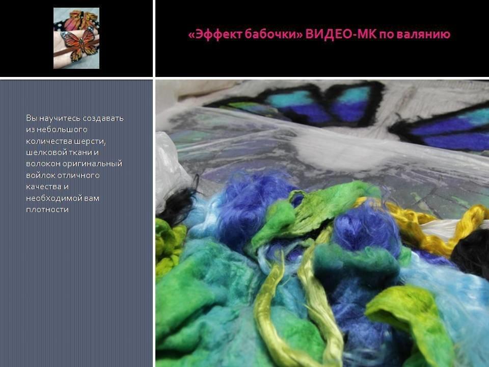 "Видео-МК ""Эффект бабочки"""