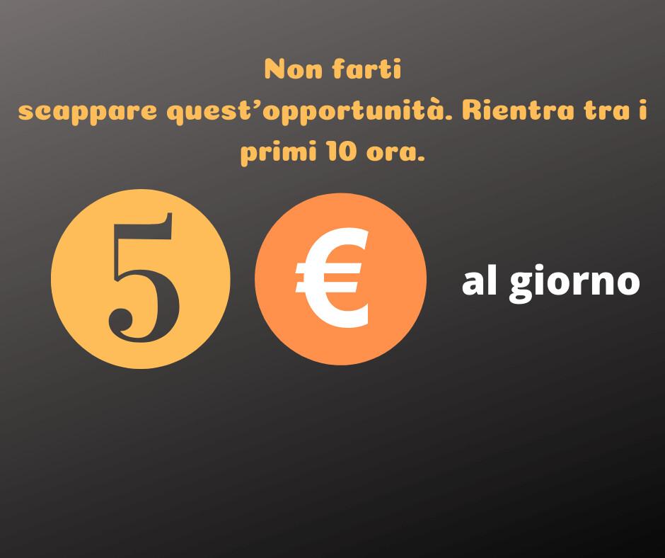 Consulenza SEO a 5 euro al giorno