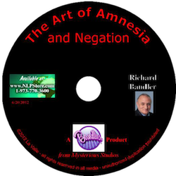 The Art of Amnesia and Negation
