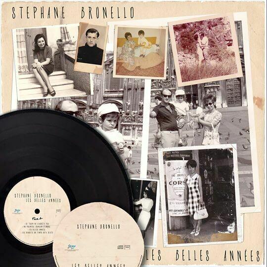 LES BELLES ANNEES - Vinyl + CD