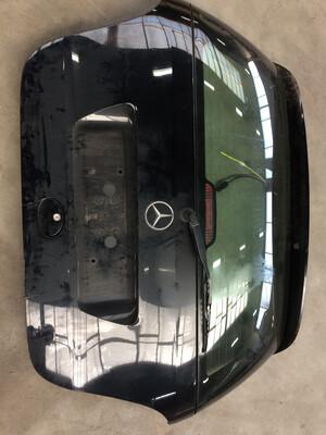 Mercedes A klasse Achterklep