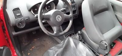 Vw lupo/polo stuur met airbag.
