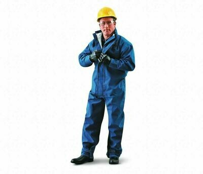CPC Nomex® Trilaminate Coverall Flame Chemical Resistant 2XL AlphaTec® 66-677