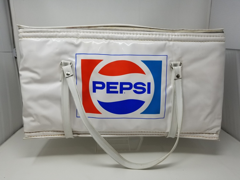 Vintage Pepsi Cooler Soft Side with Inserts