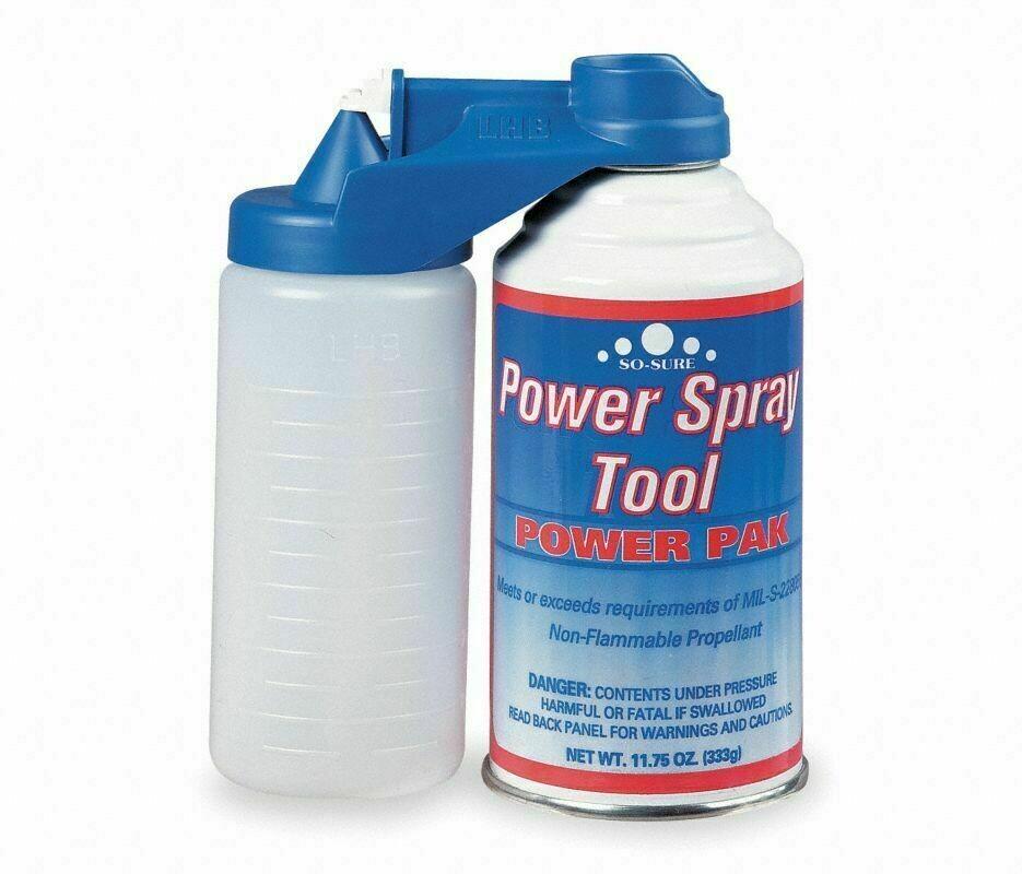 Self Pressurized Spray Kit 4940-00-803-6444 Maintenance Aircraft