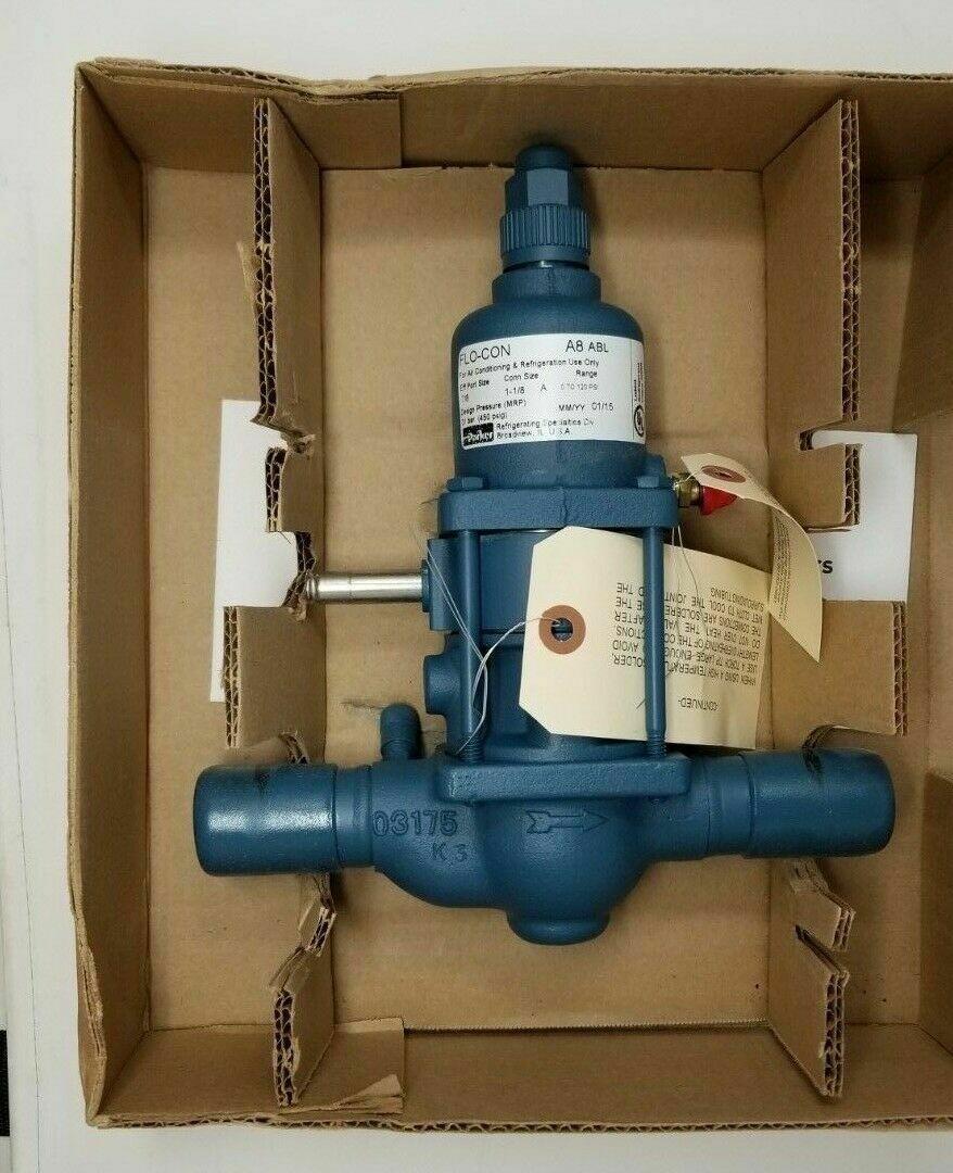 Parker A8ABL 101754 Differential Pressure Regulator FLO CON