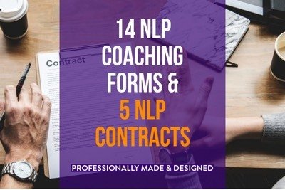 14 NLP Coaching Forms & 5 NLP Contracts 00001