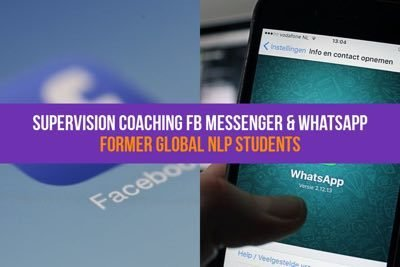 Supervision Coaching – Whatsapp & Facebook Messenger