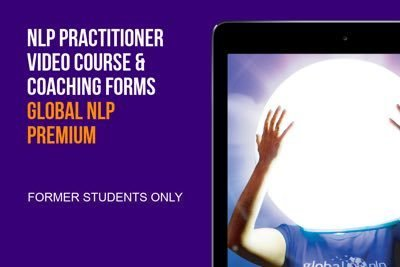 NLP Practitioner Video Course & Coaching Forms - Former Students Only 00002
