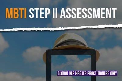 MBTI Step II Assessment - Former Master Practitioner Students