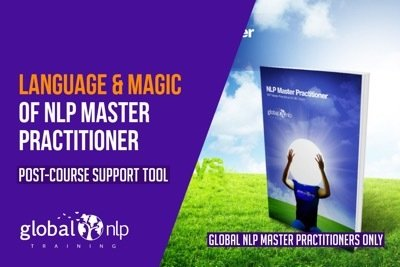 Language & Magic of NLP Master Practitioner - Former Master Practitioner Students Only