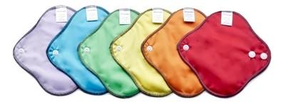Rainbow Pantyliner Set