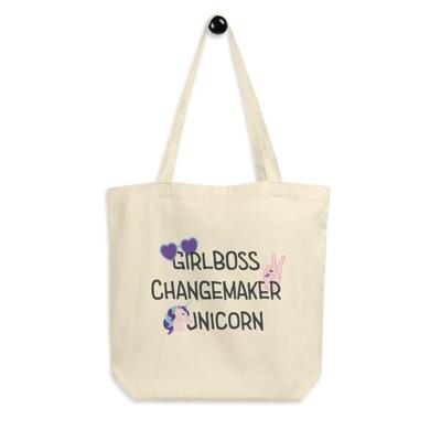 Girlboss Eco Tote Bag