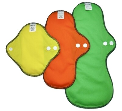 Rainbow mini starter set - Cloth Pads