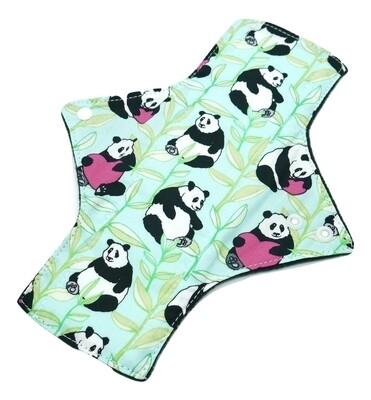 Panda Love - Moderate Cloth Pad