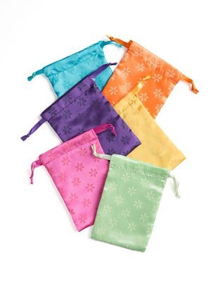 Satin Cup Pouch