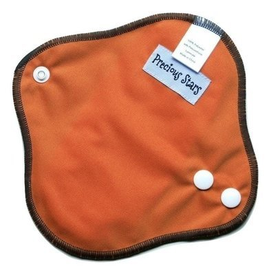 Orange Pantyliner - Cloth Pad