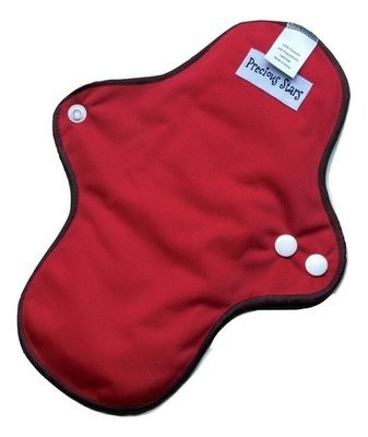 Red Moderate - Cloth Pad